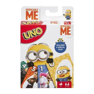 Despicable Me UNO Card Game *English Version*