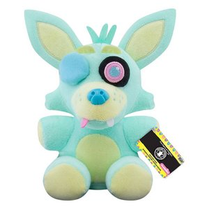 Five Nights at Freddy's Spring Colorway Knuffel Foxy (groen)
