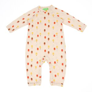 Lily Balou Baby suit Gerard Ice Cream Pink