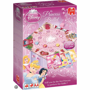 Disney Princess Vloerspel