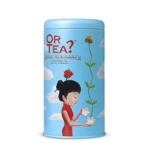 Or Tea? - Natural Tea Blossoms - Blik