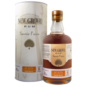 New Grove 8yo Acacia Finish Small Batch NEC, 70 cl | 47°