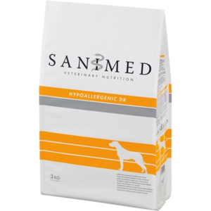 Sanimed Hypoallergenic Duck & Rice Hondenbrokken