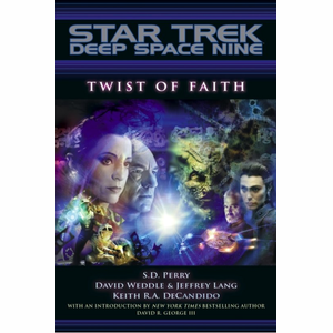Boek Start Trek Deep Space Nine Twist Of Faith - S. D. Perry