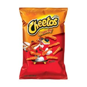 Cheetos Crunchy Large 226gr