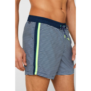 Esprit - Green Bay - Zwemshort - 049EF2A007 - Navy/White Stripes