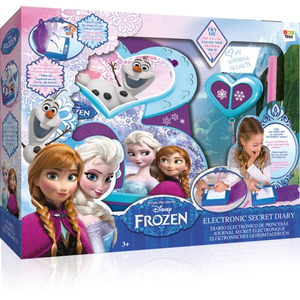 Disney Frozen Electronic Secret Diary