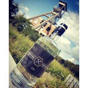 Original mining spirits gin 40% 70cl