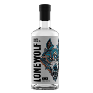 Lone Wolf Gin, 70 cl | 40°