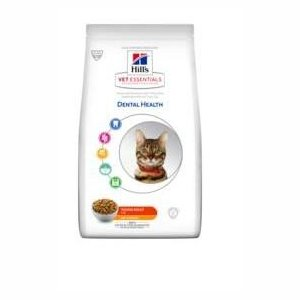 Hill's Vetessentials Feline Young Adult Dental Health Kattenbrokken
