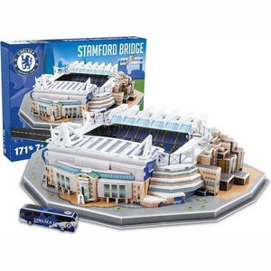 3D Puzzle Chelsea - Stamford Bridge 171 Pieces