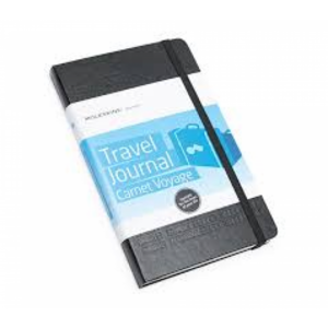 Moleskine TRAVELLER'S JOURNAL zwart