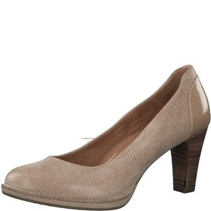Tamaris pump 1-22425-24 beige