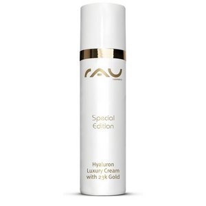 RAU Hyaluron Luxury Cream met 23k goud  50ml