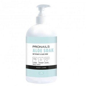 Pronails Aloe Soak Hydraterende Voetbadzeep 500 ML