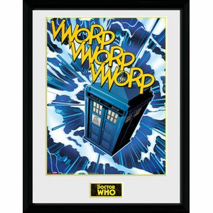 Doctor Who: Worp worp worp