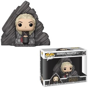 POP! Rides: Game of Thrones - Daenerys on Dragonstone Throne