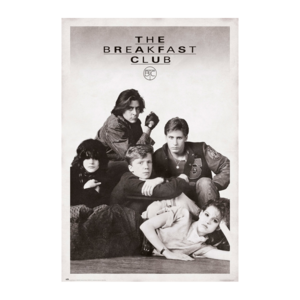 POSTER THE BREAKFAST CLUB