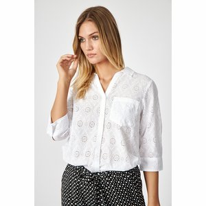 Soyaconcept Bloes Broderie Anglaise SC-Iani-2