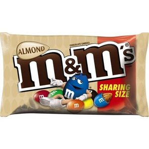 M&M's Almond Share Size 80,2 gr.