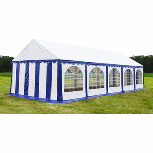 Partytent 4x10 Premium PVC Brandvertragend