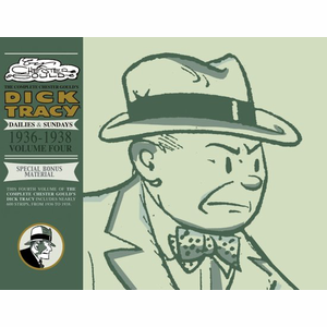Boek Complete Chester Gould's Dick Tracy Volume 4 - Chester Gould