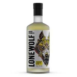 Lone Wolf Cloudy Lemon Gin, 70 cl | 40°