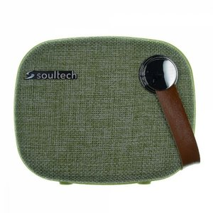 SOULTECH N-JOY BLUETOOTH SPEAKER GROEN - HP004Y