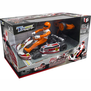 Top Maxx Racing Pro Kart RC - 1:8 - 2.4GHz