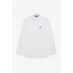 Fred Perry Heren Hemd - 1902-M7550 Wit
