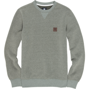 ELEMENT HEREN SWEATER - CORNELL FT CR - FLINT STONE