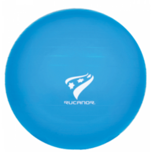 Rucanor Fitness Gym Ball 55 Light Blue