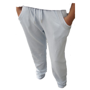 K-Design broek J565 Spa blue