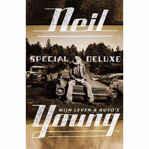 Boek Neil Percival Young Special deluxe - Neil Young