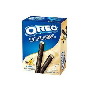 Oreo Wafer Roll Vanilla 54 gr.