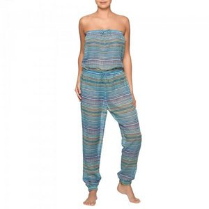 Prima Donna Swim Rumba jumpsuit in blauw en groen