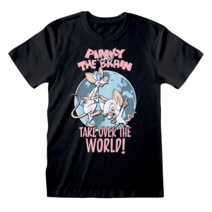 Animaniacs T-Shirt Take Over The World - XL