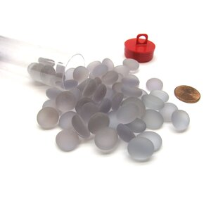 GAMING STONES LILAC FROSTED CRYSTAL STONES