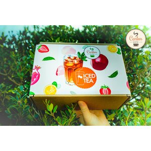 Iced tea box - fruitig