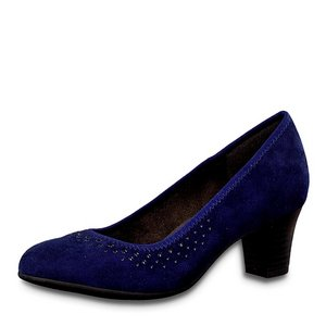 Jana Softline Pumps 8-22407-23 marineblauw