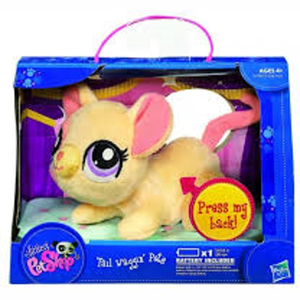 Hasbro LPS Tail Waggin Pets Ass