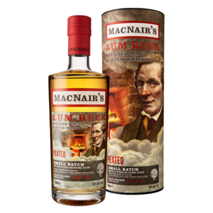 MacNair's Lum Reek Peated Blended Malt, 70 cl | 46°