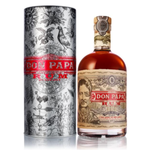 Don Papa 7yo Metal Art