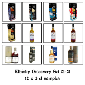 Whisky Discovery Set 01-21