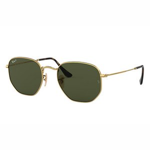 Ray-Ban Zonnebril RB3548N Hexagonal