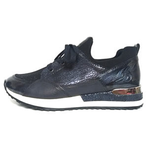 Remonte lage sneakers R2503 donkerblauw