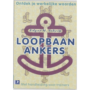 Loopbaan-ankers - E.H. Schein