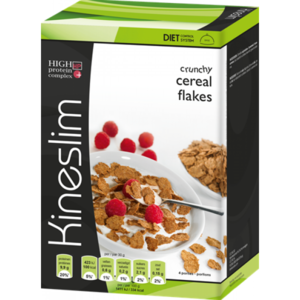 Kineslim Crunchy Cereal Flakes 2 x 4 Porties