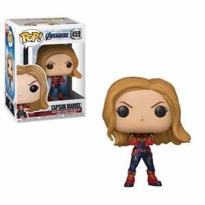 Pop! Marvel: Avengers Endgame - Captain Marvel