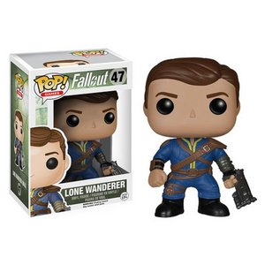 Pop! Games: Fallout: Lone Wanderer